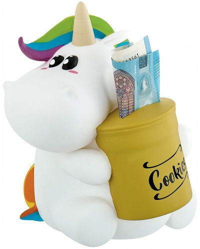 Фигурка-касичка Bullyland Chubby Unicorn - Еднорог - 1
