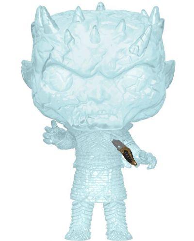 Фигура Funko POP! Television: Game of Thrones - Night King (Crystal), #84 - 1