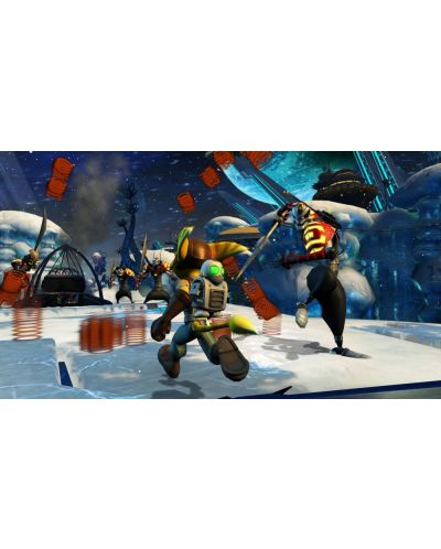 Ratchet and Clank: Tools of Destruction (PS3) - 3