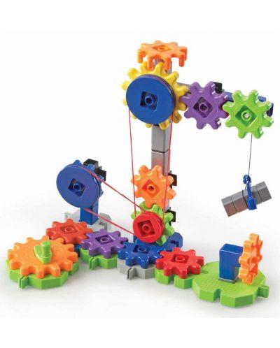 Детски конструктор Learning Resources - Машини в действие - 4
