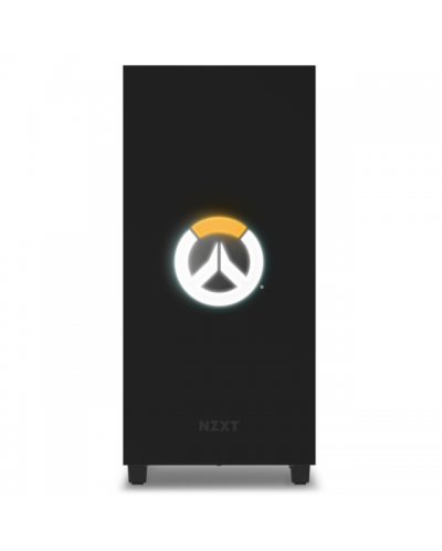 Кутия NZXT - H500 Overwatch Special Edition, Mid-Tower, черна - 6