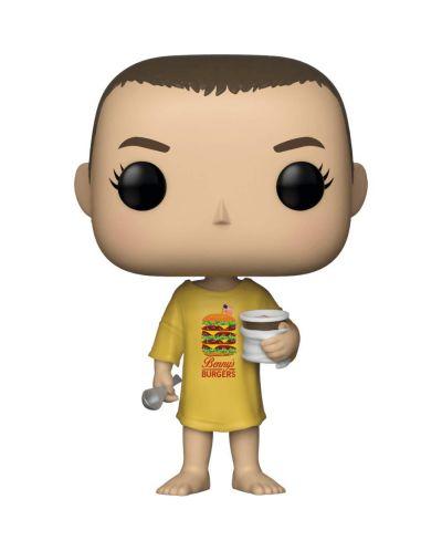 Фигура Funko Pop! Television: Stranger Things - Eleven in Burger Tee, #718  - 1