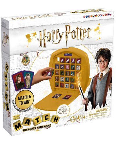 Игра с карти и кубчета Top Trumps Match - Harry Potter - 4