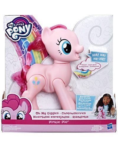 Интерактивна играчка Hasbro - Смеещо се малко пони Пинки Пай - 1