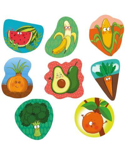 Пъзел GIbsons от 2 x 8 - Плодове и зеленчуци - 2