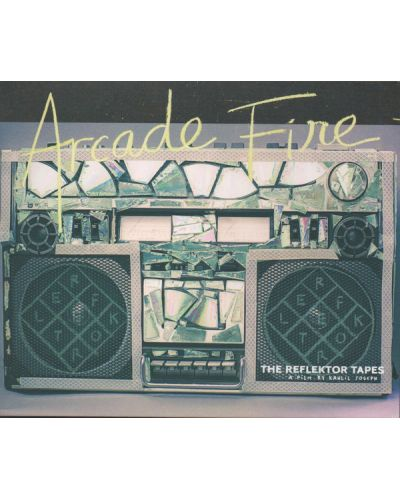 Arcade Fire - The Reflektor Tapes + Live At Earls Court (Blu-Ray) - 1
