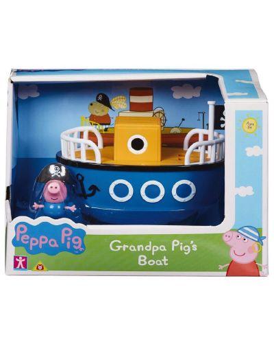 Комплект фигурки Peppa Pig - Превозно средство с фигурка, асортимент - 3
