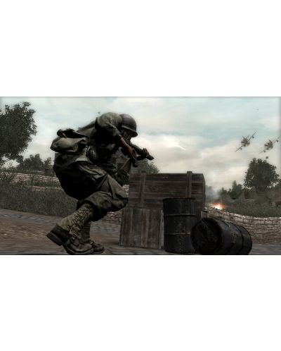 Call of Duty 3 - Platinum (PS3) - 4