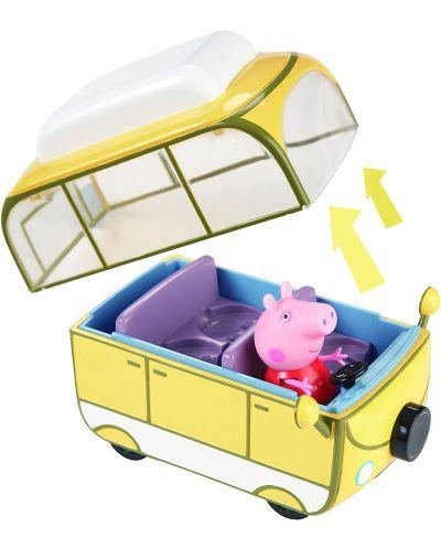 Комплект фигурки Peppa Pig - Превозно средство с фигурка, асортимент - 6