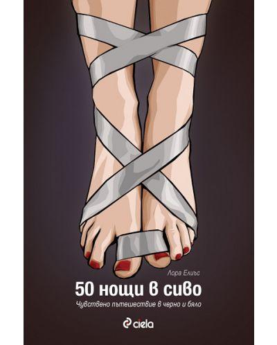 50 нощи в сиво (Чувствено пътешествие в черно и бяло) - 1