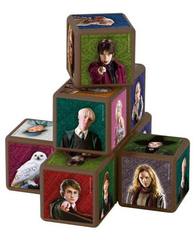 Игра с карти и кубчета Top Trumps Match - Harry Potter - 3