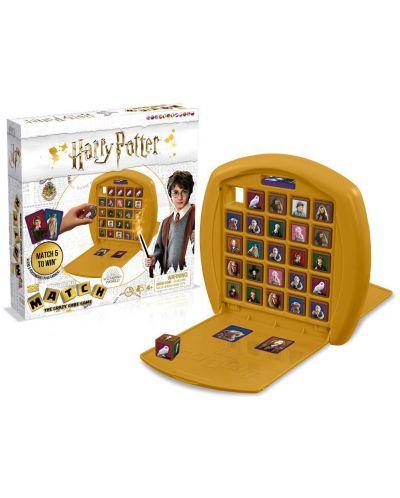 Игра с карти и кубчета Top Trumps Match - Harry Potter - 1