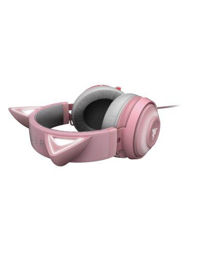 Гейминг слушалки Razer Kraken Kitty Ed. - Quartz - 6