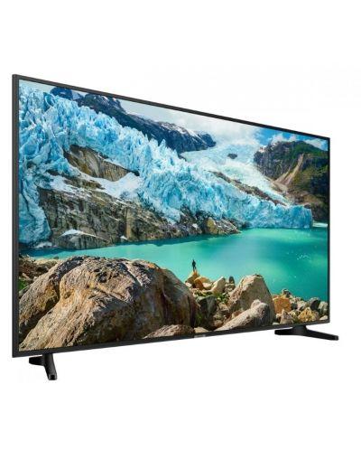 "Смарт телевизор Samsung - 50RU7092, 50"", 4K UHD LED, черен - 2"