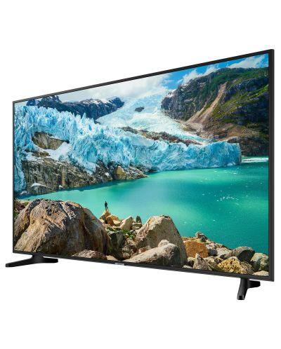 "Смарт телевизор Samsung - 50RU7092, 50"", 4K UHD LED, черен - 3"