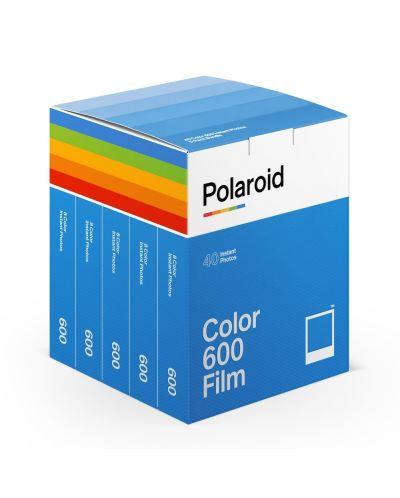 Филм Polaroid Color film for 600 -  x40 film pack - 1