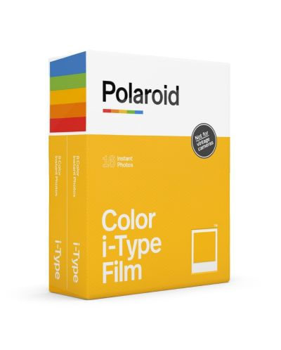 Филм Polaroid Color Film for i-Type - Double Pack - 1