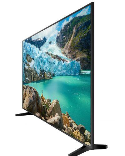 "Смарт телевизор Samsung - 50RU7092, 50"", 4K UHD LED, черен - 4"