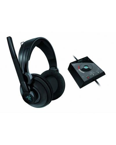 Гейминг слушалки Razer Megalodon 7.1 Surround - 2