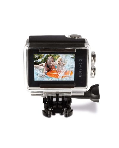 Kitvision Екшън Камера 720P Campaign edition - 1