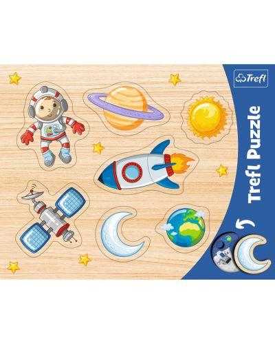 Детски пъзел Trefl - Космос - 1