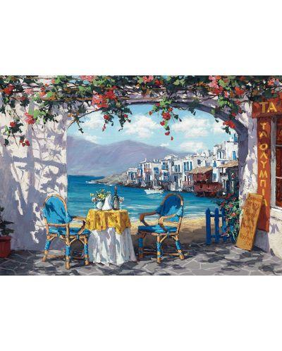 Пъзел Schmidt от 1000 части - Среща на Миконос, Сам Парк - 2