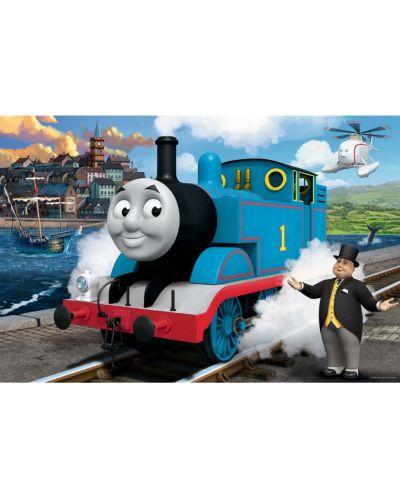 Пъзел Trefl от 24 макси части - Щастливият ден на Томас - 2