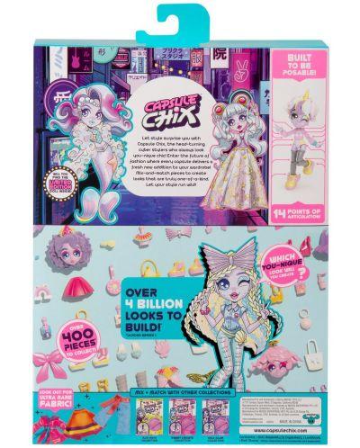 Куклички за сглобяване в капсула Capsule Chix - Ctrl Alt Magic, Серия 1 - 12