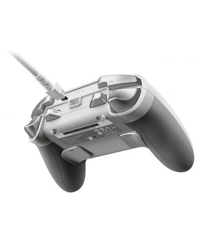Геймпад Razer Raiju Tournament Edition - Mercury, за PS4/PC, v1.04 - 6