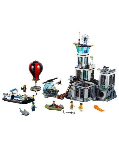 Конструктор Lego City - Затворнически остров (60130) - 4