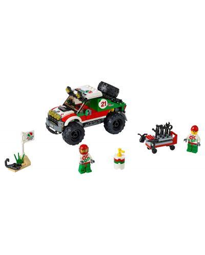 Конструктор Lego City - 4х4 Офф роудър (60115) - 4