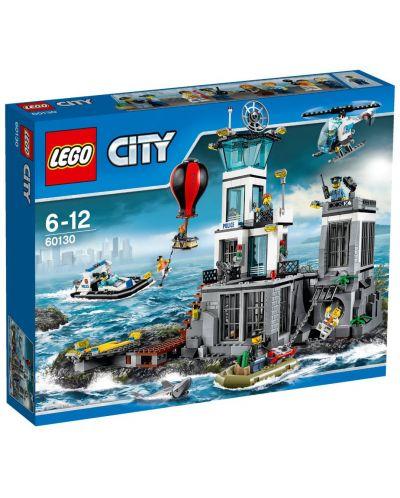Конструктор Lego City - Затворнически остров (60130) - 1