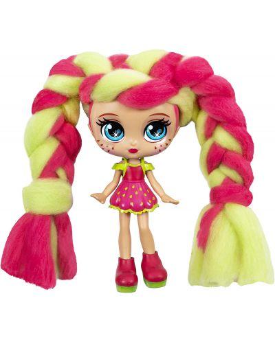 Мини кукла с ароматна коса Candylocks - Straw Mary - 5