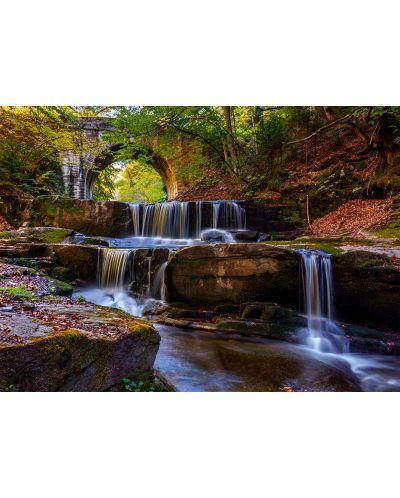 Пъзел Heye от 1000 части - Ситовски водопад, България - 3