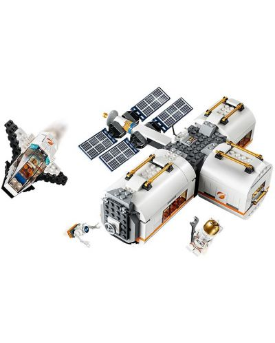 Конструктор Lego City - Lunar Space Station (60227) - 4