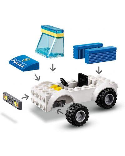 Конструктор Lego City Police - Полицейски отряд с кучета (60241) - 4