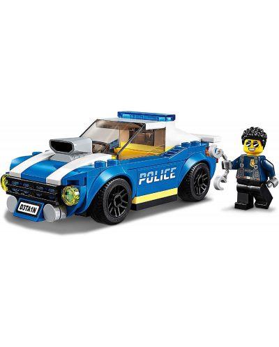 Конструктор Lego City Police - Полицейски арест на магистралата (60242) - 7
