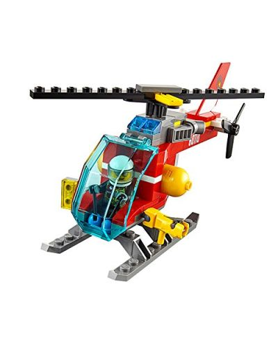 Конструктор Lego City - Пожарна команда (60110) - 6