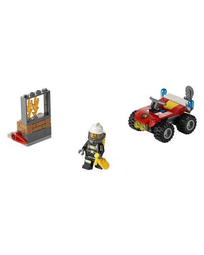 Конструктор Lego City - Пожарникарско АТВ (60105) - 4