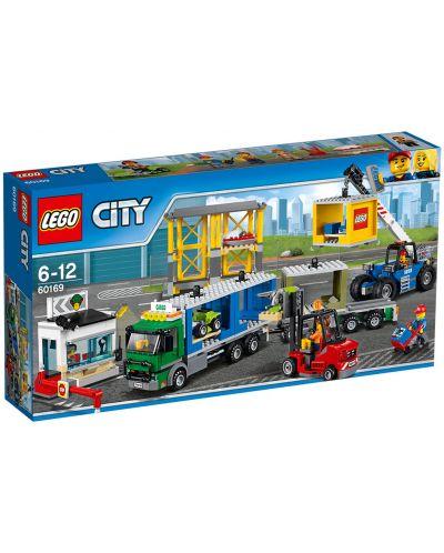 Конструктор Lego City – Товарен терминал (60169) - 1