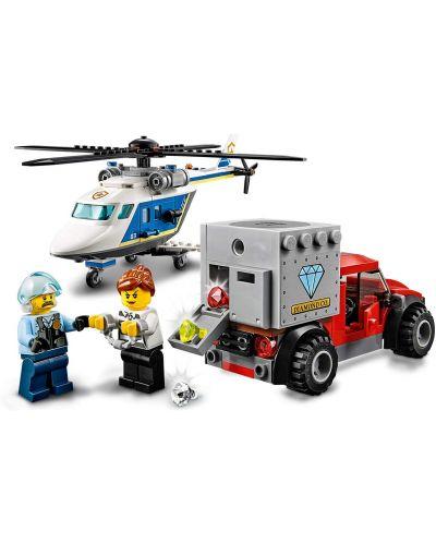 Конструктор Lego City Police - Полицейско преследване с хеликоптер (60243) - 5