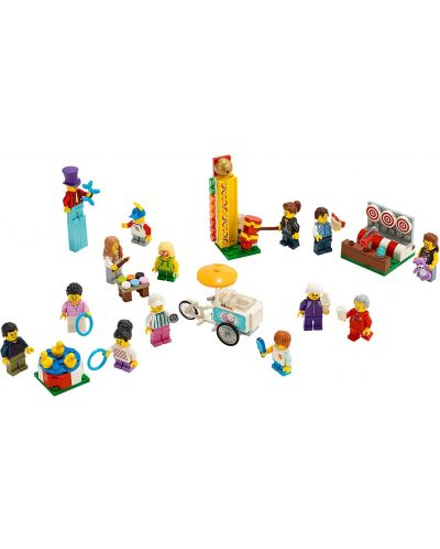 Конструктор Lego City - People Pack: Fun Fair (60234) - 2