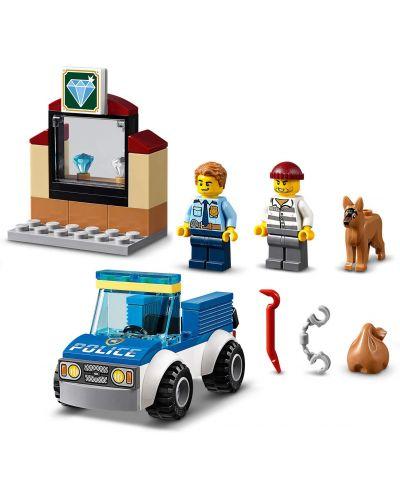 Конструктор Lego City Police - Полицейски отряд с кучета (60241) - 3