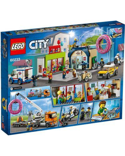 Конструктор Lego City - Donut shop opening (60233) - 3