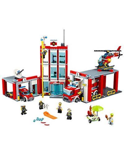 Конструктор Lego City - Пожарна команда (60110) - 4