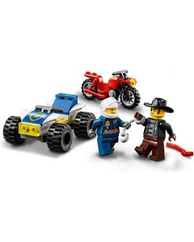 Конструктор Lego City Police - Полицейско преследване с хеликоптер (60243) - 6