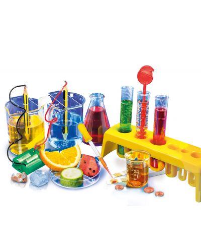 Научен комплект Clementoni Science Museum - Химична лаборатория - 3