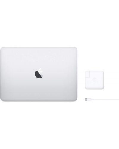 "Лаптоп Apple MacBook Pro - 13"" Touch Bar, сребрист - 5"