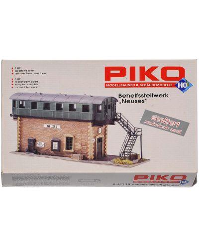 Сглобяем модел Piko - Стара контролна кула (61128) - 2