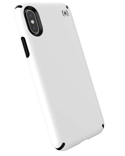 Калъф Speck - Presidio Pro, за iPhone XS, черен/бял - 2